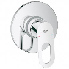 Grohe Bauloop Shower Mixer Trimset Chrome ON SALE