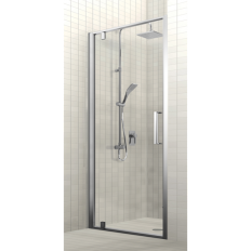Milano Alcove Shower - Tile Option