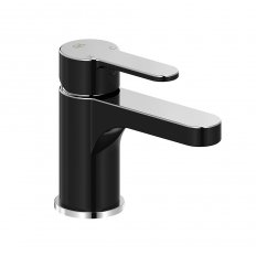 Astro Basin Mixer Black Gloss
