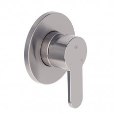 Astro Shower Mixer MP Brushed Nickel
