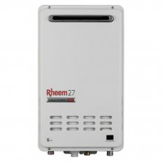 27L Gas Continuous Flow External Water Heater