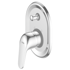 Echo Strata Shower Mixer with Diverter