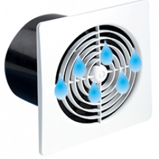 Pro-Series Wall/Ceiling Mounted Fans SELV
