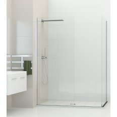 Ava Walk In Shower - Centre Waste