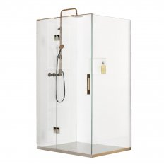 Linea Quattro Taipei 2 Wall Shower 1500 x 1000