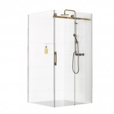 Linea Quattro Paris 2 Wall Shower 1400 x 900