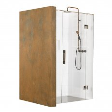 Linea Quattro Moscow 3 Wall Shower 1400 x 800