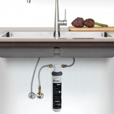 Puremix Z7 High Flow Mixer Tap Filter System for Harsh Water