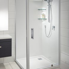 Soul Acrylic Flat Wall Showers
