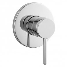 Elementi Uno Multi Pressure Shower Mixer Chrome