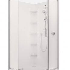 Valencia Elite Rondo Shower, Tile Option