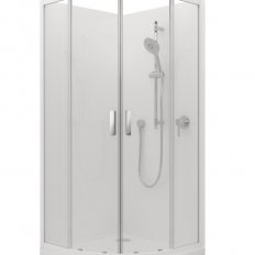Valencia Elite Round Sliding Shower, Tile Option
