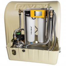 AquashieldMAX Pressure Boosting and Treatment Package
