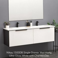 Nikau Single Drawer Vanity