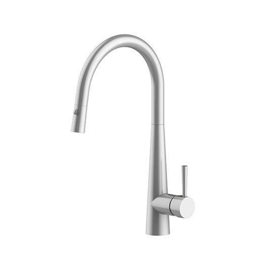Galiano Pull-Down Sink Mixer - Brushed Nickel