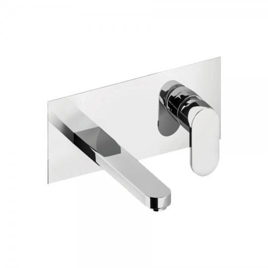 Progetto Minimo Square Wall Mount Mixer ON SALE