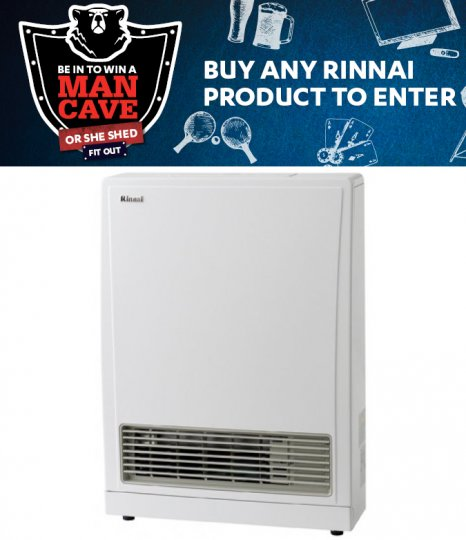 Rinnai Energysaver 561FT Gas Heater PROMOTION