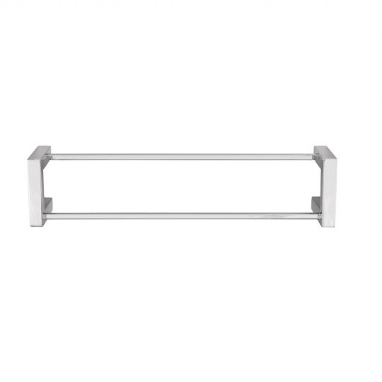 Square Double Towel Rail