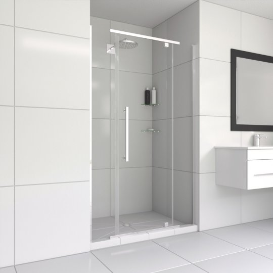 Shower Enclosures NZ - Wall & Alcove Showers | Plumbing Plus