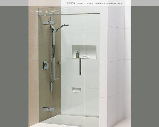 Linea Quattro Showers