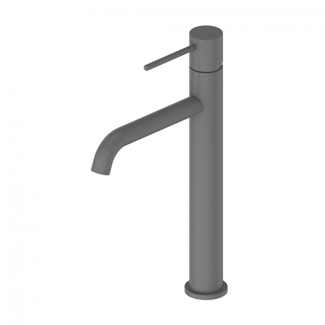 Gisele Tower Basin Mixer - Gunmetal