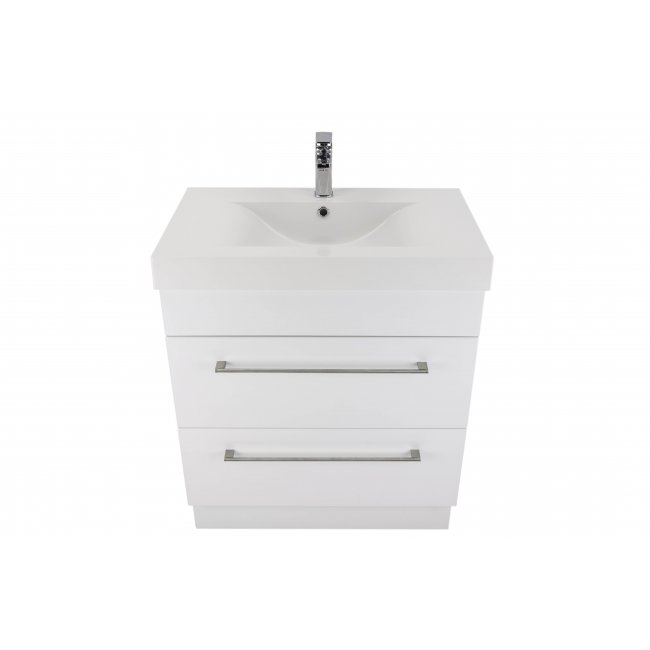 Citi 750 Floor Standing 2 Drawer Vanity