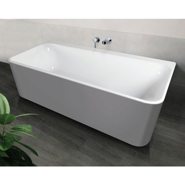 Valencia Freestanding Back to Wall Bath 1500x750