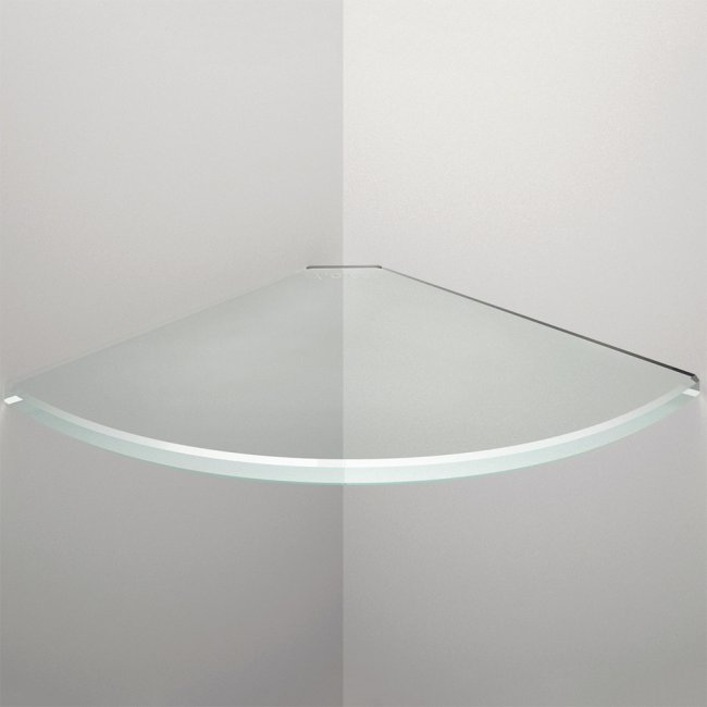 Floating Glass Shelves