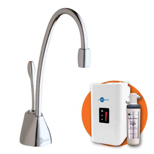 GN1100 HotTap Instant Near Boiling Filtered Water Tap
