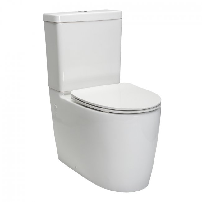 Grande Back To Wall Toilet Suite