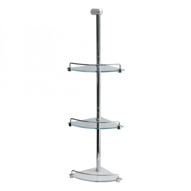 Shower Caddy 3 Tier Chrome