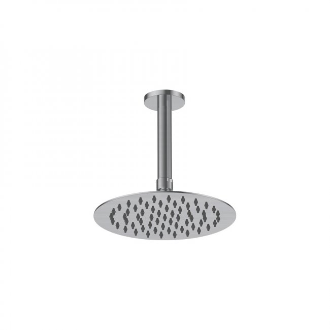 Swiss 200mm Ceiling Mount Rainhead