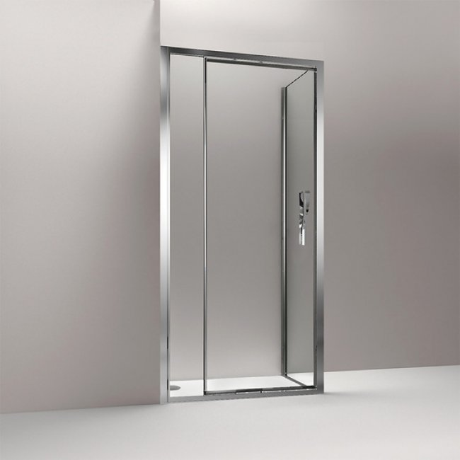 Torsion Inswing Square Door Set
