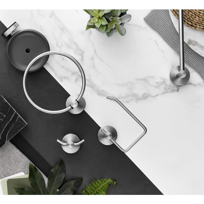 Turoa Hand Towel Ring - Stainless Steel