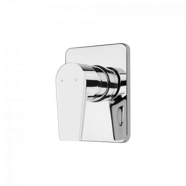 Olympia Vortex Shower Mixer - Chrome