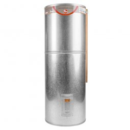 225L Low Pressure Copper Wetback Electric Water Heater