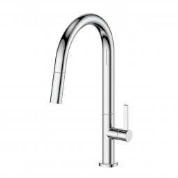 Luxe Pull-Down Sink Mixer Chrome