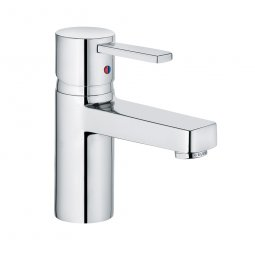 Zenta Basin Mixer Chrome
