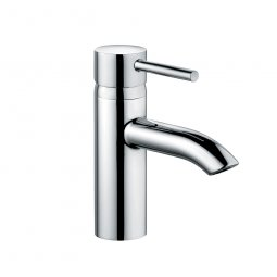 Bozz Basin Mixer Chrome