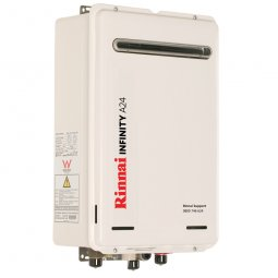 INFINITY A24 24L External Continuous Flow Gas Water Heater