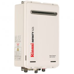 INFINITY A26 26L External Continuous Flow Gas Water Heater