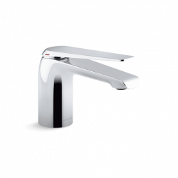 Avid Std Basin Mixer Polished Chrome 138mm