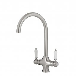 Deja Vu Sink Mixer Brushed Nickel