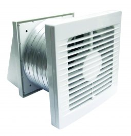 Manrose Classic XP Fan Kits - Thru Wall Fans
