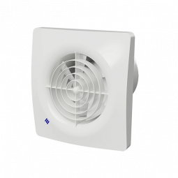 Manrose Quiet 150mm  Wall/Ceiling Bathroom/Kitchen Fan with Timer