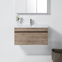 Soft 900 Wall-Hung Vanity 1 Drawer
