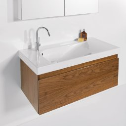 Grandangolo Wall-Hung 1000 Vanity, 1 Drawer