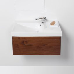 Grandangolo Wall-Hung 750 Vanity, 1 Drawer
