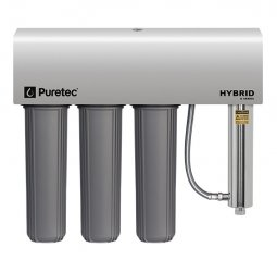 Hybrid G13 High Flow UV Water Treatment System, 195L/min