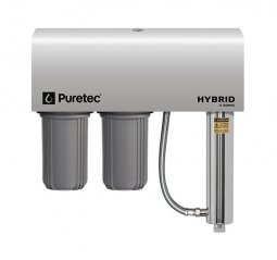 Hybrid G8 High Flow UV Water Treatment System, 75L/min